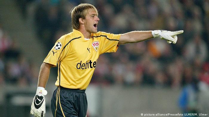 hampions League 2004 VfB Stuttgart 2-1 Manchester United (picture-alliance/Pressefoto ULMER/M. Ulmer)