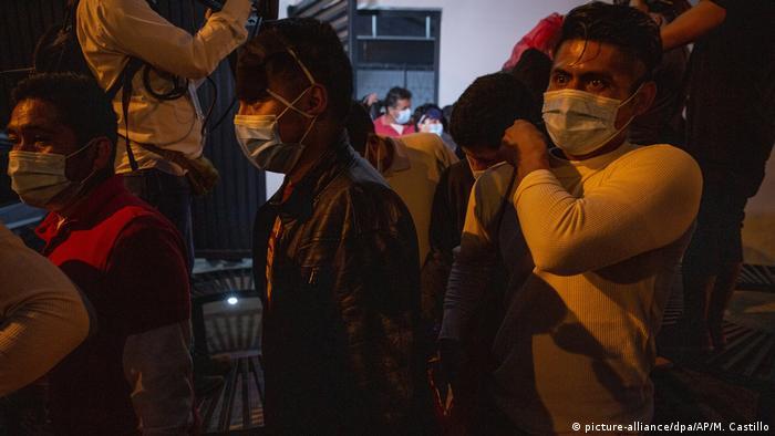Guatemala Guatemala-Stadt | Coronavirus: Aus den USA abgeschobene Guatemalteken