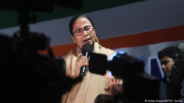 Mamata Banerjee - Indien (Getty Images/AFP/D. Sarkar)
