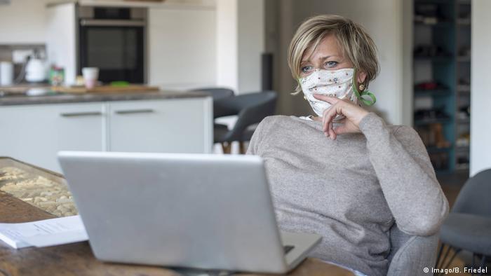 Homeoffice - Arbeitsplatz in der Coronakrise