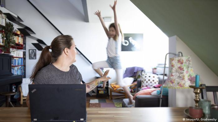 Віддалена робота стала додатковим стресом для багатьох працівників у Німеччині