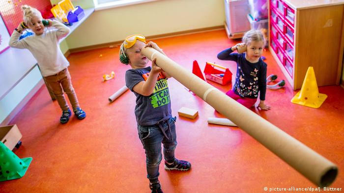BdTD Coronavirus - Schwerin Kindertagestätten wieder geöffnet