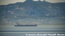 Gibraltar Schiff Clavel fährt von Iran nach Venezuela