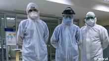 Türkei | Coronavirus | Krankenpflegerinnen fordern Prämie