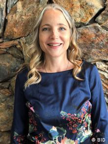 Irene Arias, CEO del laboratorio de innovación del Banco Interamericano de Desarrollo (BID).