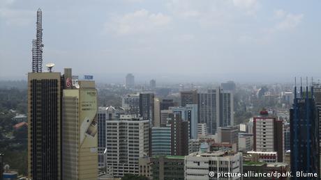 নাইরোবি, কেনিয়া (picture-alliance/dpa/K. Blume)
