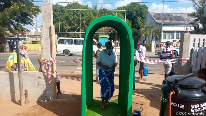 Mosambik | Coronavirus | Xai-Xai | Markt