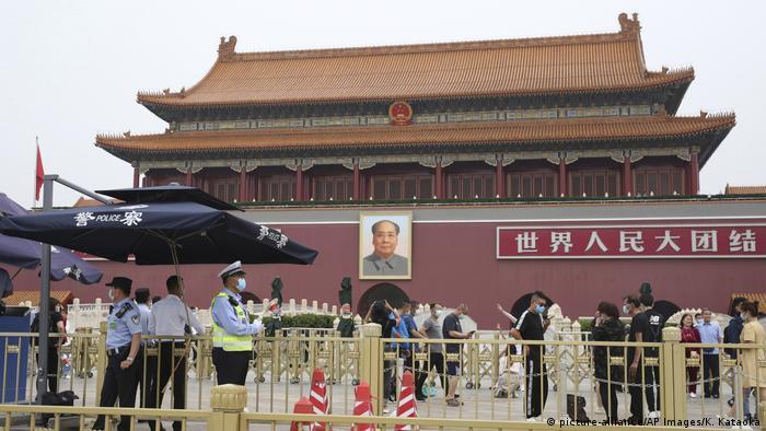 China Peking | Tiananmen Platz