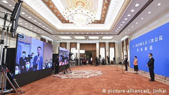 China - Xi Jinping (picture-alliance/L. Jinhai)