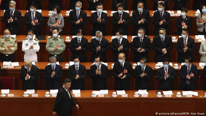 У Пекіні почалася сесія Всекитайських зборів народних представників, на якій можуть обмежити автономію Гонконгу