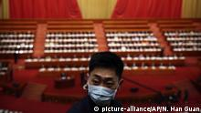 China Kongress (picture-alliance/AP/N. Han Guan)