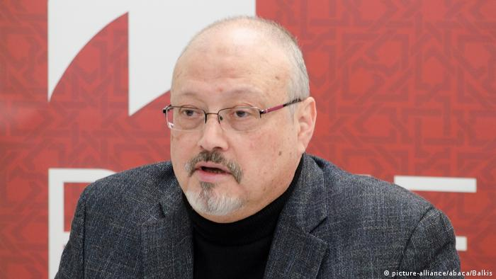 Journalist Jamal Khashoggi (picture-alliance/abaca/Balkis)