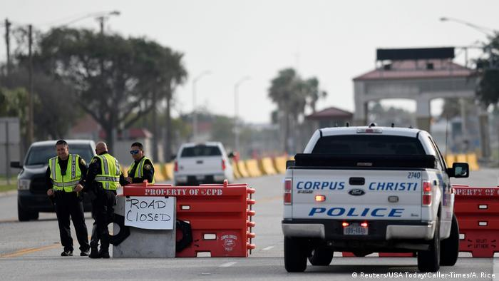 FBI says attack on Texas naval base 'terrorism-related'