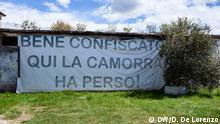 Italien Kampanien | Camorra & Corona |Beschlagnahme