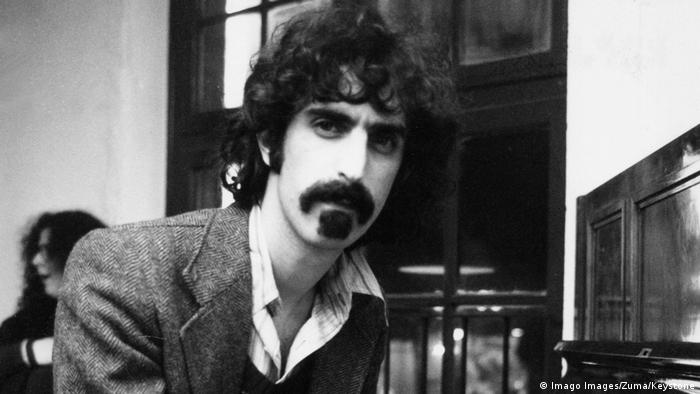 Frank Zappa (Imago Images/Zuma/Keystone)