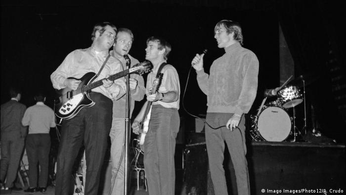 The Beach Boys 1964 (Imago Images/Photo12/A. Crudo)