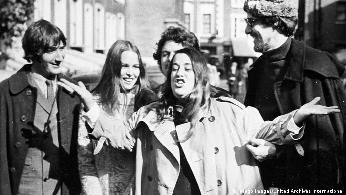 The Mamas and the Papas (Imago Images/United Archives International)
