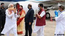 Indien Kalkutta | nach Zyklon Amphan | Narendra Modi, Premierminister