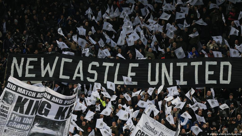 Saudi Arabia And Newcastle United Would A Takeover Be Possible In The Bundesliga Sports German Football And Major International Sports News Dw 22 05 2020