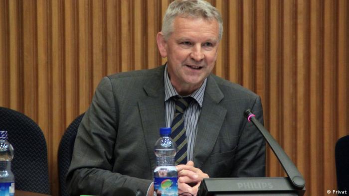 Belgien Geert Laporte | European Centre for Development Policy Management