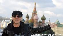 Russland Scorpions geben Konzert in Moskau - Klaus Meine