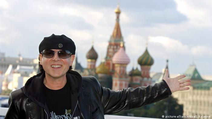 Klaus Meine: Koniec lat 80. był początkiem naszej miłosnej przygody z Rosją