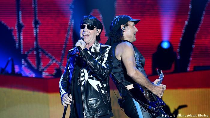 Scorpions live in Regensburg | Klaus Meine