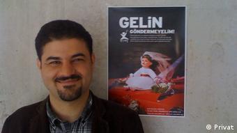 ÇAÇAV Koordinatörü Şahin Antakyalıoğlu