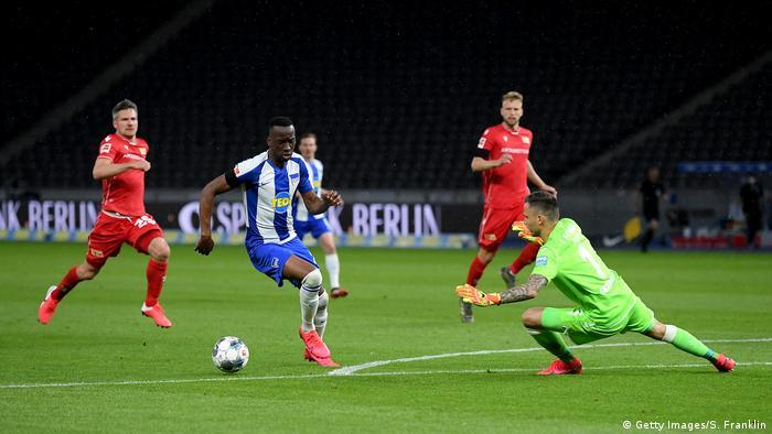 Bundesliga - Hertha BSC v 1. FC Union Berlin (Getty Images/S. Franklin)