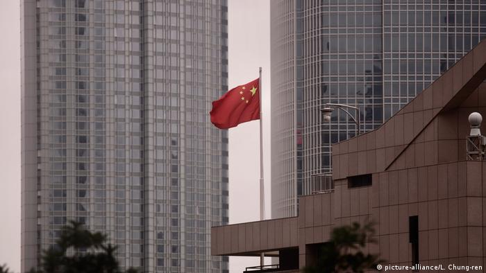 Hong Kong officials denounce US response to security law