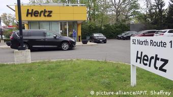 Foto de local de compañía Hertz