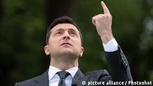 Ukraine Kiew Präsident Wolodymyr Selenskyj