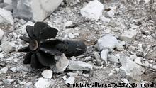 Ukraine Donezk Region Zerstörung nach Beschuss