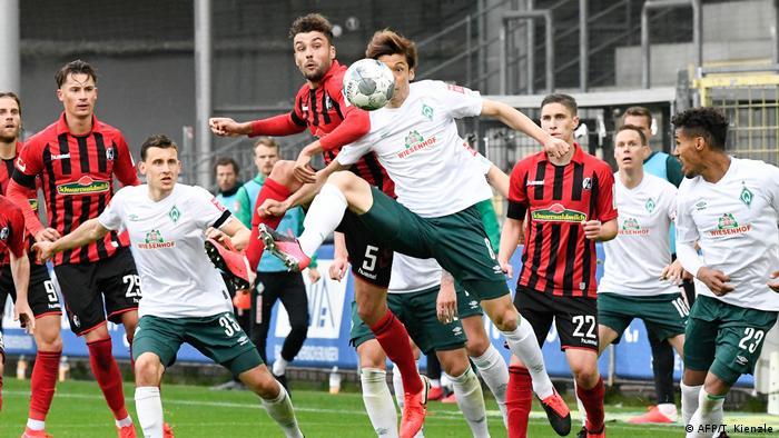 Fußball Bundesliga SC Freiburg v Werder Bremen (AFP/T. Kienzle)
