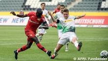 Fußball Bundesliga Borussia Mönchengladbach - Bayer Leverkusen