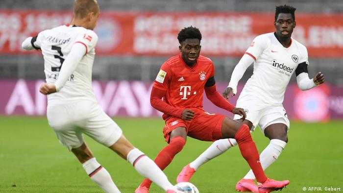 Fußball Bundesliga - Bayern München v Eintracht Frankfurt (AFP/A. Gebert)