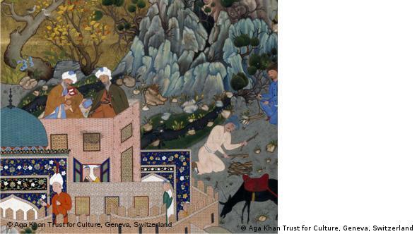 Страница из Шахнаме. Иран, ок. 1540