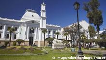 Bolivien Obergerichtshof