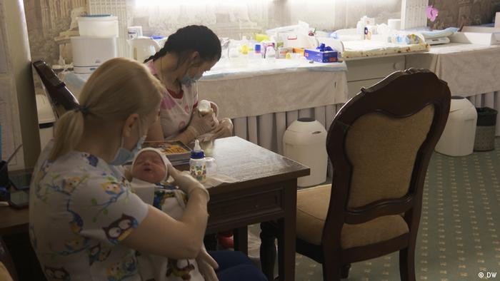 Сурогатни майки в Украйна