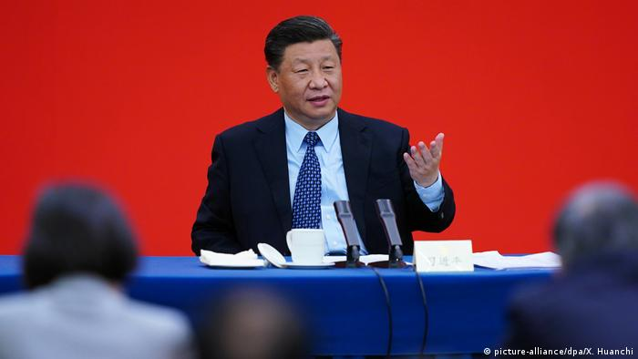 China Präsident Xi Jinping (picture-alliance/dpa/X. Huanchi)