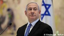 Israeli Kabinettsitzung | Benjamin Netanjahu