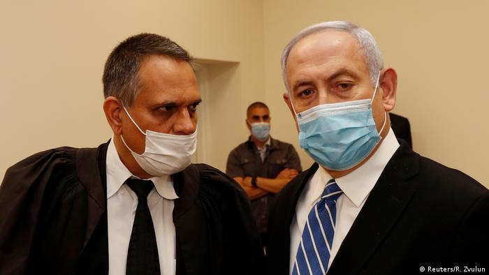 """آغاز دادگاه نتانیاهو به اتهام """"فریب، رشوهخواری و خیانت در امانت"""""""