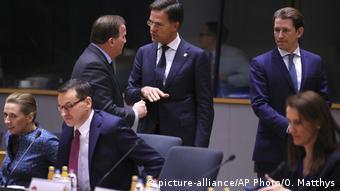 Ο Π. Τζεντιλόνι αισιοδοξεί ότι θα καμφθούν οι ενστάσεις των πρωθυπουργών Λεβέν (Σουηδία), Ρούτε (Ολλανδία), Κουρτς (Αυστρία) και Φρέντερικσεν (Δανία)