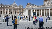 Vatikan Papst Franziskus Vatikan Messe Live Stream