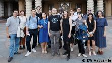 Ukraine Kiew DW Akademie Digital Media start-ups