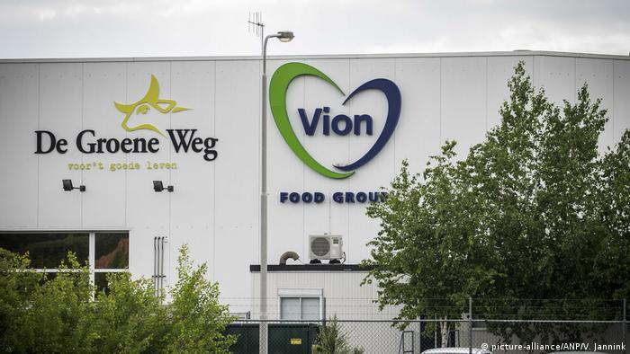Abatorul companiei Vion din Groenlo a fost închis