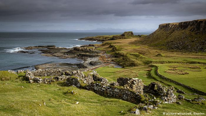 Scottish islands: Guinea pigs for post-lockdown measures?