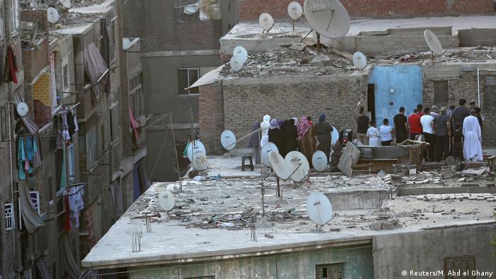 Eid al-Fitr Ramadan weltweit Zuckerfest (Reuters/M. Abd el Ghany)