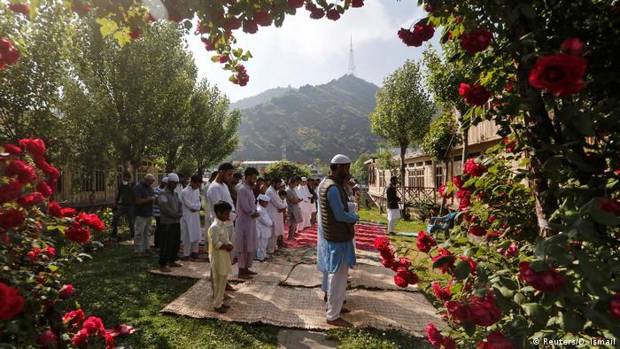 Eid al-Fitr Ramadan weltweit Zuckerfest (Reuters/D. Ismail)