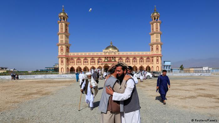 Afghanistan Symbolbild Frieden